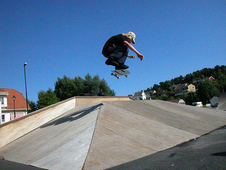 Skate Fredrik