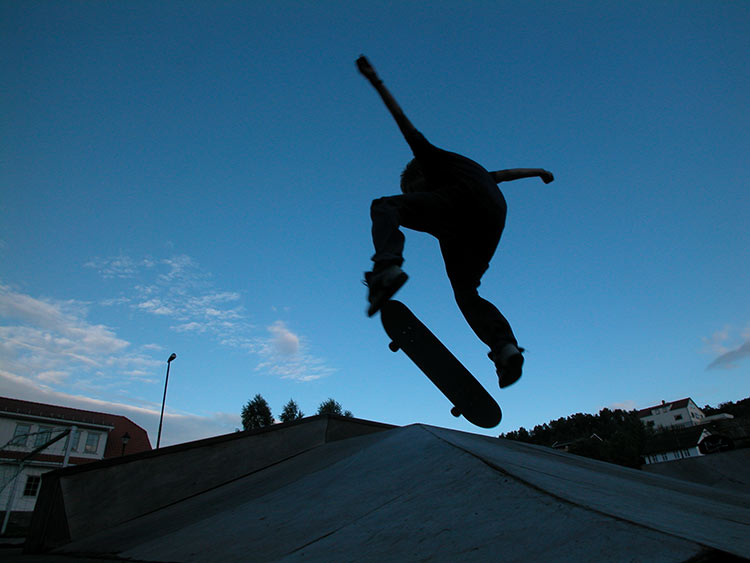 Skate Sixten