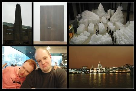 TATE collage