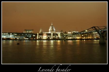 Fasader ved Themsen